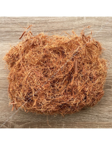 Natural bark fiber for freshwater fish and shrimp - 25g