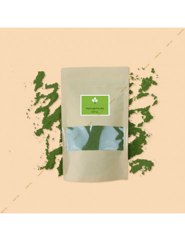 Moringa powder shrimp food