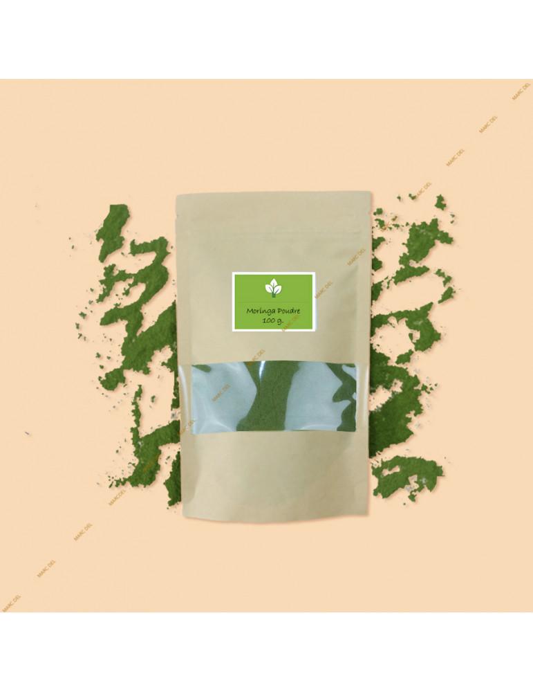 Moringa powder shrimp food